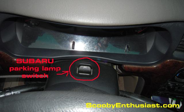Honda Of Pasadena >> Lights will not turn off 2008 Outback - Subaru Outback - Subaru Outback Forums