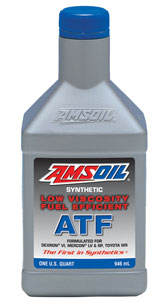 Fuel efficient synthetic ATF